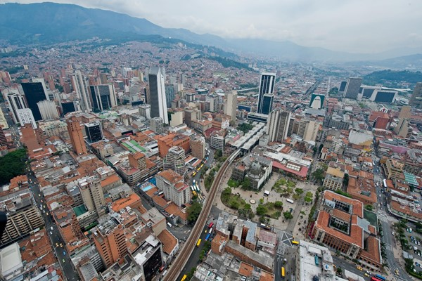Colombia's second largest city