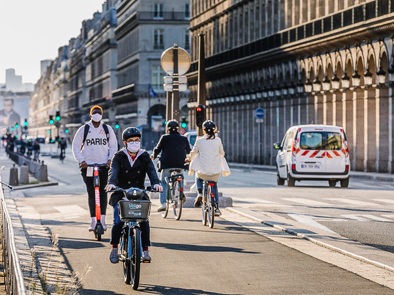 Paris Mayor Anne Hidalgo pledges towards a 15-minute city