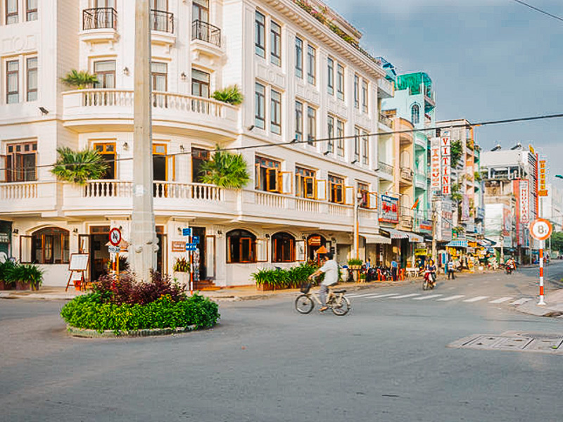 Vietnam's Cần Thơ is one of the world's fastest-growing small cities